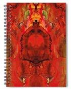 Ink Meditation Spiral Notebook
