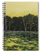 Inland Lakes Spiral Notebook