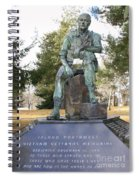 Inland Northwest Vietnam Veterans Memorial Spiral Notebook