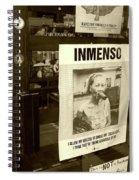 Inmenso Cohiba Spiral Notebook