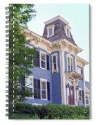 Inn On The Green Spiral Notebook