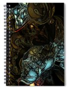 Inner Being Spiral Notebook