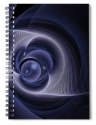 Inner Cohesion Spiral Notebook