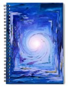 Inner Journey Spiral Notebook