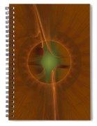 Inner Sanctum Spiral Notebook