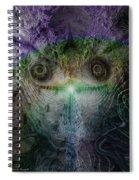 Inner Silence Spiral Notebook
