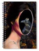 Inner Spirit 643 Spiral Notebook