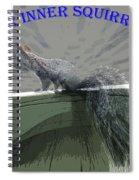 Inner Squirrel Art #1 Spiral Notebook