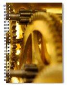 Inner Workings Spiral Notebook