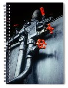 Inner Workings Spiral Notebook