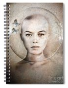 Inner World Spiral Notebook