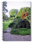 Innisfree Gardens Spiral Notebook