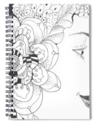 Innocence And Experience Spiral Notebook
