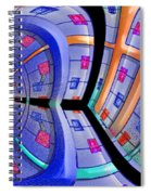 Inroads Spiral Notebook