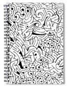 Inscrutable Spiral Notebook