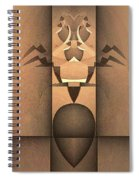 Insectum Spiral Notebook
