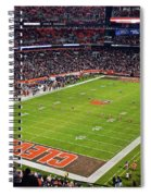 Inside First Energy Spiral Notebook
