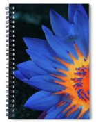 Inside Flames  Spiral Notebook