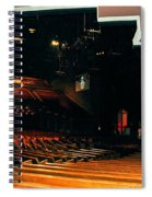 Inside Grand Ole Opry Nashville Spiral Notebook