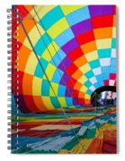 Inside Spiral Notebook