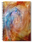 Inside My Head Spiral Notebook