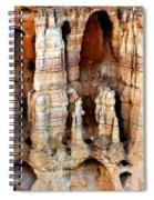 Inside Of Bryce Spiral Notebook