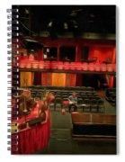Inside Sydney Opera House Spiral Notebook