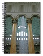 Inside The National Building Museum Spiral Notebook