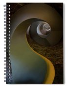 Inside The Old Lighthouse Spiral Notebook