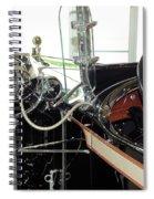 Inside The Packard - 2 Spiral Notebook