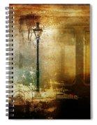 Inside Where It's Warm Spiral Notebook