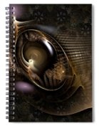Insight Through Hindsight Spiral Notebook