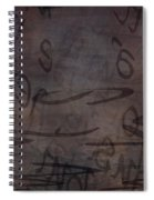 Insignificance Spiral Notebook