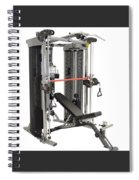 Inspire Fitness F2 Functional Trainer Spiral Notebook
