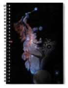 Dance In The Moon Light Spiral Notebook