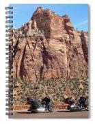 Inspiring Break Spiral Notebook