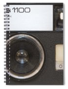 Instamatic Camera Spiral Notebook