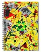Instrospeccion Spiral Notebook