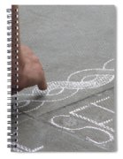 Integrity Spiral Notebook