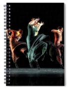 Fierce In Color Spiral Notebook