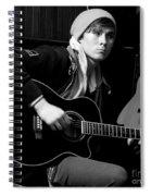 Intent Spiral Notebook