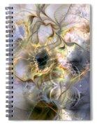Interconnectedness Of Life Spiral Notebook