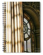 Interior Architecture Versailles Chateau France  Spiral Notebook