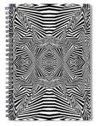 Interlinking Everything 2 Spiral Notebook