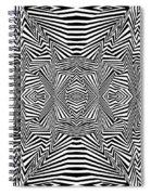Interlinking Everything Spiral Notebook