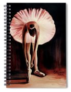 Interlude Spiral Notebook