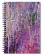 Internal Dynamics # 6 Spiral Notebook
