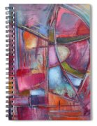 Internal Dynamics # 8 Spiral Notebook