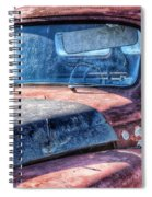 International Harvester Spiral Notebook