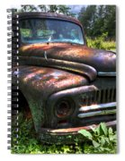 International L120 Spiral Notebook